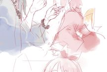 Indra and Sakura