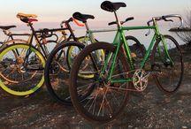 Lumache in fissa / Club di bici a scatto fisso