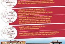 Sapori di Lombardia, tre weekend al gusto di Lombardia dal 24 febbraio Broni (PV)