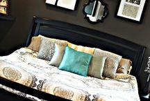Bedroom Ideas / by Christy Woody