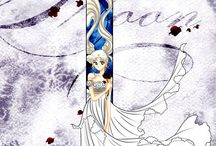 Retro Anime / Sailor Moon, Ranma 1/2, Slayers,Rurouni Kenshin,Берсерк