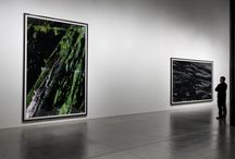 Artwork Matière II / Screen prints