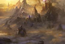 Fantasy Cities