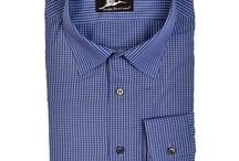 Gingham shirts / TomandJey custom dress shirts