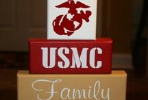USMC / by Stephanie Nickson Jenkins