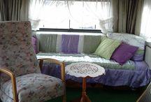 Mein Sommerhaus- Wohnwagen / Hobby Landhaus
