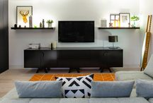 Living Room Insp / by Francine Sculli