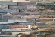 Wandbekleding / Wandbekleding is erg hip!  Bij vloervoordeel vindt u voordelige Wandbekleding in 3D houtstrips. Helemaal van deze tijd en makkelijk te monteren doordat wij ze alvast op een multiplex plaat hebben vastgemaakt. U kunt de panelen dus direct tegen de muur plakken.