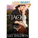 Jack: A Scottish Outlaw / Book 1 in the Highland Outlaws Series. A Scottish rebel and an English lady.  Jack MacVie is a Scottish rebel, robbing English nobles on the road north into Scotland alongside his four brothers. But the MacVie brothers are not hell bent on riches. They became highwaymen to fight against the tyranny of King Edward of England.   Scottish historical romance, medieval, historical romance novel, romance, ebook, kindle, kindle unlimited