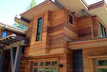 Cedar Siding Modern