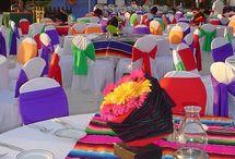 Noche Mexicana / Ideas y elementos decorativos para el 16 de Septiembre