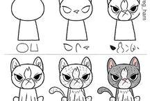 Miten piirrän... - How to draw...