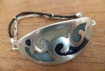 Jewelry / Eigen ontworpen en gemaakte sieraden.