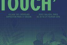 """""""JUNGLE TOUCH'"""" // VILLAGE DES CREATEURS / Pour sa 6ème exposition chez Joyce Gallery, le Village des Créateurs vous invite à découvrir du 20 Au 27 février 2016, les marques montantes de la création lyonnaise mode et design."""