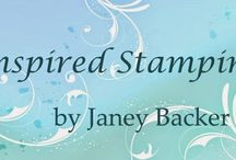Inspired Stamping by Janey 2014-15 / Stampin' Up! products and projects from the annual catalog