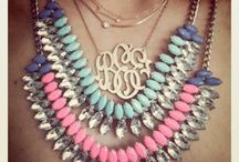 Necklace Love / Love a necklace that makes a statement...