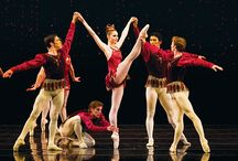 Imagining: 'Rubies' / San Francisco Ballet presents George Balanchine's Rubies in the 2016 Repertory Season: http://bit.ly/1ZOpwpL / by San Francisco Ballet