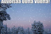 Joulu / Finnish language