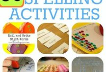 Spelling Hands on Activities