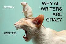 Writing / by Sugar-Cyanide Burlyq