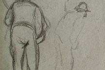 Impressionism drawings