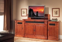 Touchstone TV Lift Cabinets