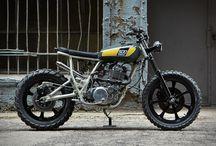 Yamaha sr 500 -78