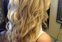 Dalgalı saçlar