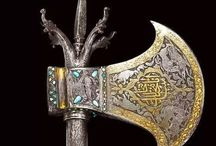 Persian mediæval and modern period weapons (Only historically accurate)