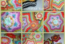 Crochet Cushions/ Pillows