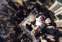 Scariest Selfies / by Emory Rowland