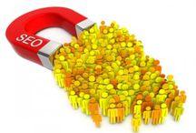 SEO / Infografiken, Tipps, Tricks und Infos rund um das Thema SEO - Suchmaschinenoptimierung