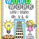 word work / Phonics and spelling practice activities and lessons / by Jana Guerra