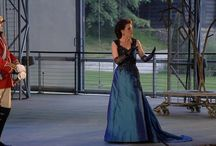 Opera For All / Research board for Garsington's Opera For All Workshops