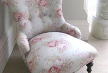 Vintage Fabrics / Tissus Vintage