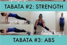 12 weeks intense workout