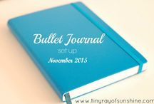 Midori + Bullet Journal = <3 / Planner Peace - using the bullet journal system in a Midori Traveler's Notebook