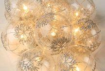Snowflake stuff / by Victoria Knight