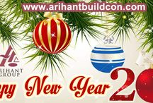 Arihant Buildcon wishes / Arihant Build Con. Pvt. Ltd. All our homes are created to cater to a lifestyle, to satiate you senses