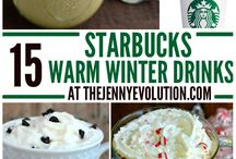 Starbucks recipes❤️☕️