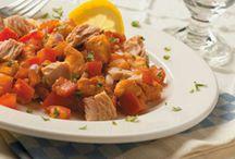 Tuna-in-Olive-Oil Recipes