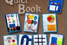 I ♥ quiet books