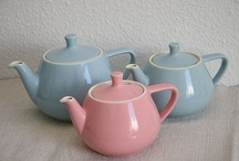 Stuff for my Tearoom / I'm about to open my own tearoom. It will be shabby and pretty, pastel and comfortable. / by Pamela Clocherty