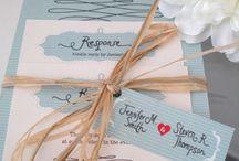 Wedding: Stationery