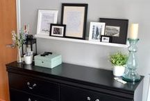 Bedroom Designs / You spend 1/3 of your life in here. Make it magnificent!