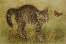 Peintre (Moussee) / Animalier