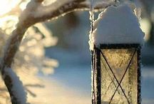 Winter Details, Objects and Particulars