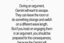 It's a Gemini thing
