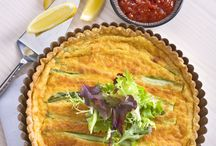 Quiche recipes / The quiche can do it all – brunch, lunch and light dinners. Choose from fantastic quiche recipes including vegetarian quiches, Mediterranean quiche, and more.