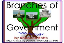 CIVICS/GOVERNMENT / by Jordan Wetherbee